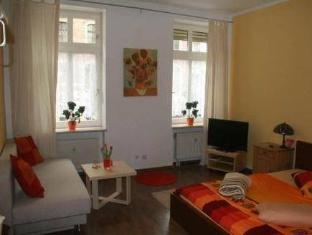 Pension Freiraum Berlin - Gæsteværelse