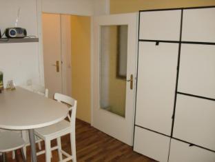 Pension Freiraum Berlin - Beispiel Apartmentzimmer