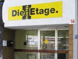 Hostel Die Etage Berlin - Ngoại cảnhkhách sạn