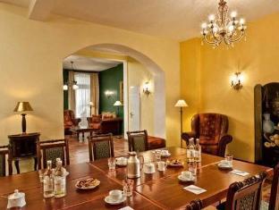 Myer's Hotel Berlin Берлин - Комната для переговоров