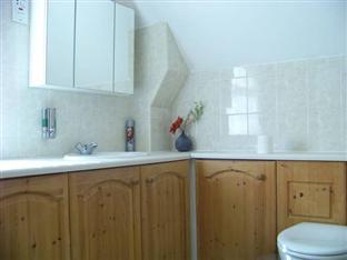 The Woodlands Lodge Inn London - Bathroom