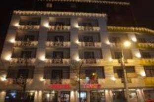 ホテル テンポの外観