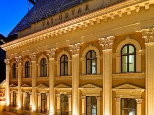 Millennium Court - Budapest - Marriott Executive Apartments Budapest - Entrance