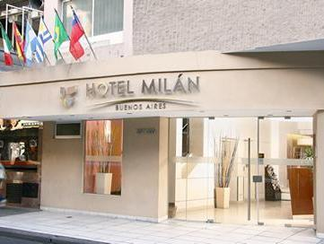 Hotel Milan - Hotels and Accommodation in Argentina, South America