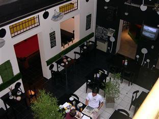 Sudamerika Hostel & Suites Buenos Aires - Bar - Restaurant