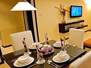Faras Al Sahra Hotel Apartment Dubai - Apartment Dining Area