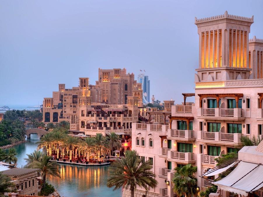 Al Qasr Hotel Madinat Jumeirah