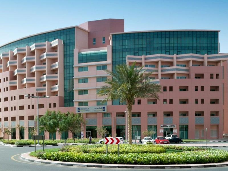 Chelsea Gardens Hotel Apartment - Hotels and Accommodation in United Arab Emirates, Middle East