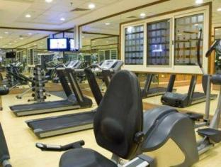 Star Metro Al Barsha Hotel Apartments Dubai - Fitness Room