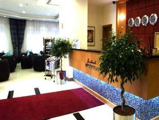 Star Metro Al Barsha Hotel Apartments Dubai - Reception