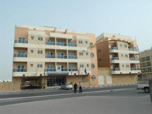 Arabian Suites Dubai - Entrance