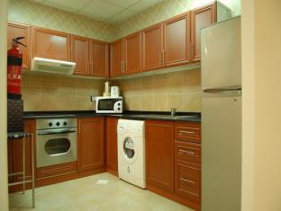 Arabian Suites Dubai - 1 Bedroom Apartment