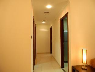 Arabian Suites Dubai - 2 Bedroom Apartment