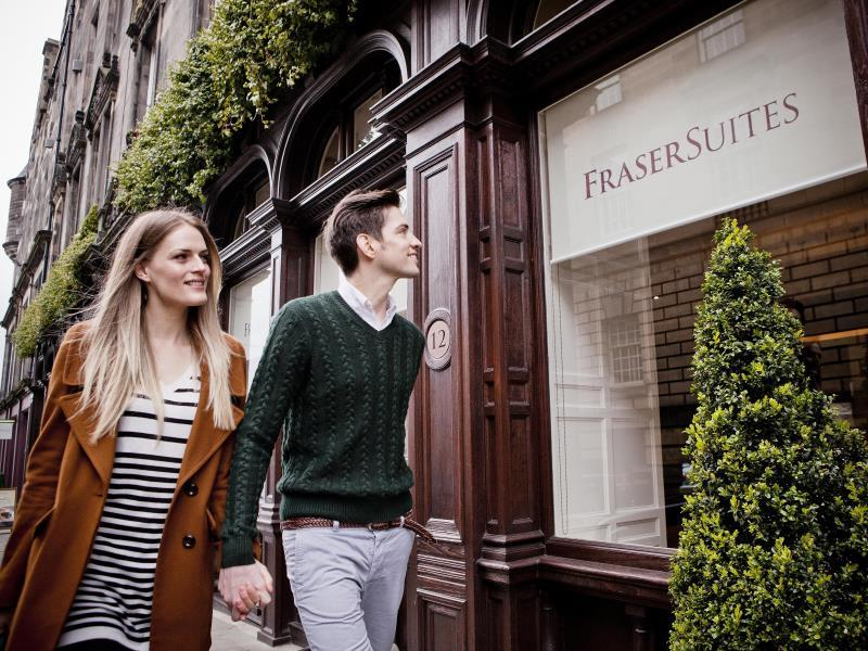 Fraser Suites Edinburgh Hotel