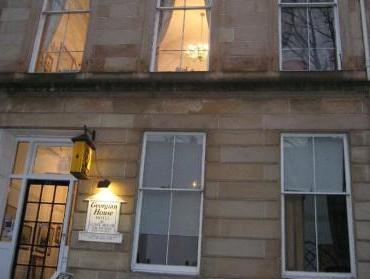 The Georgian House Glasgow - Exterior