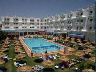 贝尔艾尔哈马马特酒店