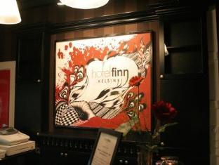 Hotel Finn هلسنكي - المظهر الداخلي للفندق