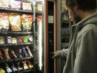 Stadion Hostel Helsinki - Vending machines