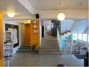 Stadion Hostel Helsinki - Lobby