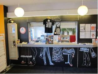Stadion Hostel Helsinki - Reception