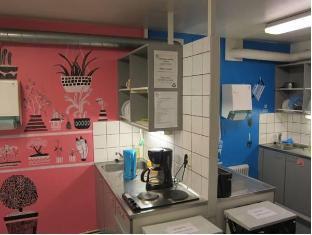 Stadion Hostel Helsinki - Self-catering kitchen