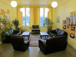 Stadion Hostel Helsinki - TV Lounge
