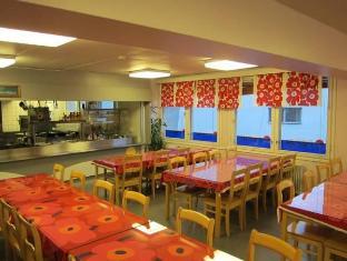 Stadion Hostel Helsinki - Breakfast room