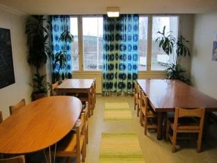 Stadion Hostel Helsinki - Dining room