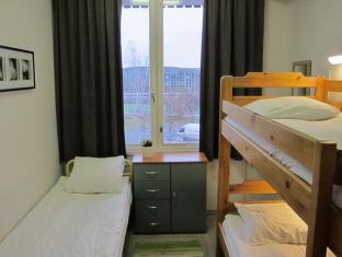 Stadion Hostel Helsinki - Triple room