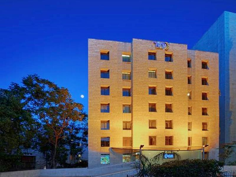 Caesar Premier Jerusalem Hotel - Hotels and Accommodation in Israel, Middle East