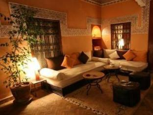 Riad Mauresque Hotel Marrakech - Interior