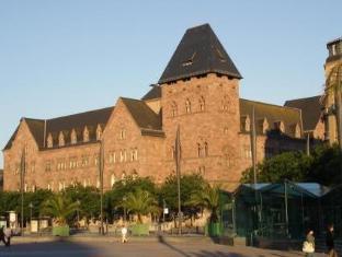 Alerion Hotel Metz - Omgivelser