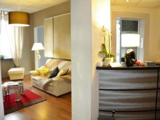 Alerion Hotel Metz - Reception