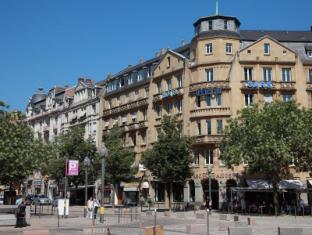 Alerion Hotel Metz - Hotellet udefra
