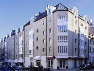 Stollberg Plaza Hotel Munich