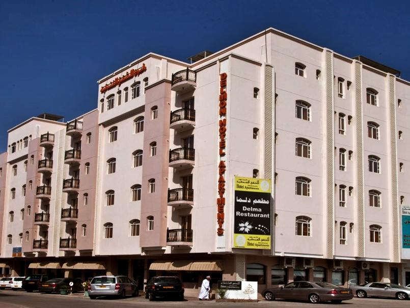 Delmon Hotel Apartments - Hotels and Accommodation in Oman, Middle East