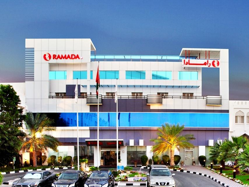 Ramada Muscat Hotel - Hotels and Accommodation in Oman, Middle East