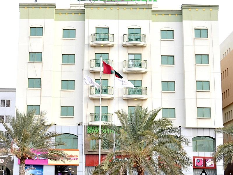 Safeer Plaza Hotel Suites - Hotels and Accommodation in Oman, Middle East