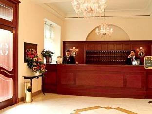 โรงแรม ซานท์ แอนเจโล เนเปิลส์ - เคาน์เตอร์ต้อนรับ