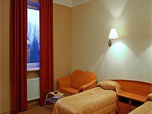 Narva Hotell נרבה - חדר שינה