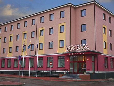 Narva Hotell נרבה - בית המלון מבחוץ
