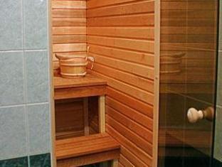 Narva Hotell נרבה - חדר אמבטיה