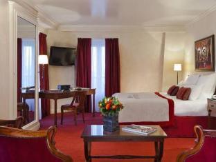 Hotel du Louvre Paris - Guest Room