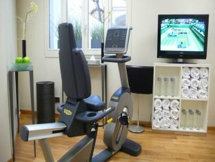 Intercontinental Paris Avenue Marceau Hotel Paris - Fitness Room