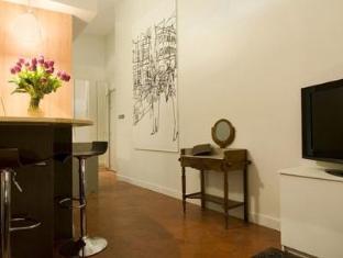 Helzear Saint Honore Apartments Parijs - Gastenkamer