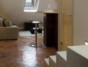 Helzear Saint Honore Apartments Parijs - Hotel interieur