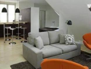Helzear Saint Honore Apartments Parijs - Lobby