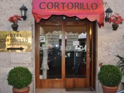 Hotel Cortorillo Rome - Hotel exterieur