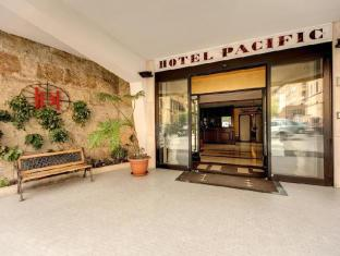 Hotel Pacific Rome - Entrance