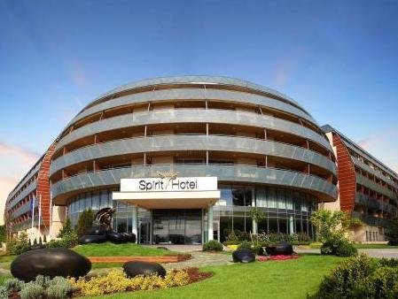 Spirit Hotel Thermal Spa Sarvar
